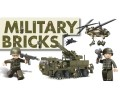 Sluban Military Bricks