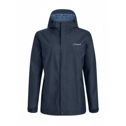 Berghaus Womens Elara Jacket Dark Blue