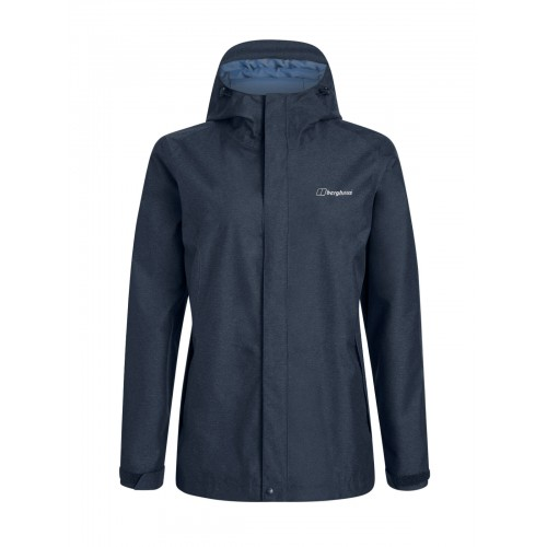 Berghaus Womens Elara Jacket Dark Blue