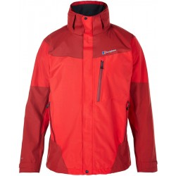 Berghaus Arran Jacket Red