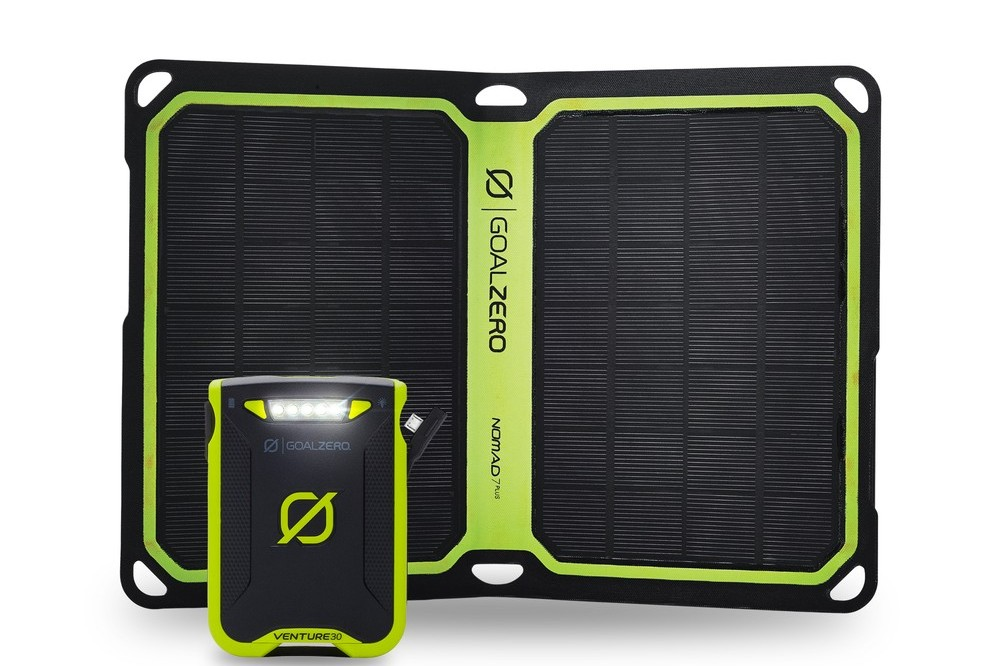 Solar & Powerbanks