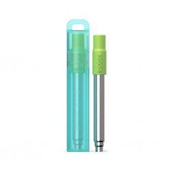 Zoku Pocket Stainless Steel Straw Teal