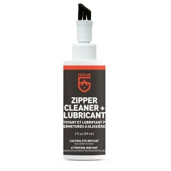 Gear Aid Zip Cleaner and Lubricant 60ml