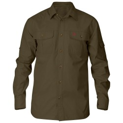 Fjallraven Singi Trekking Shirt LS Dark Olive