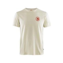 Fjallraven 1906 Logo T-Shirt Chalk White