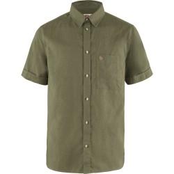 Fjallraven Ovik Travel Shirt SS Laurel Green