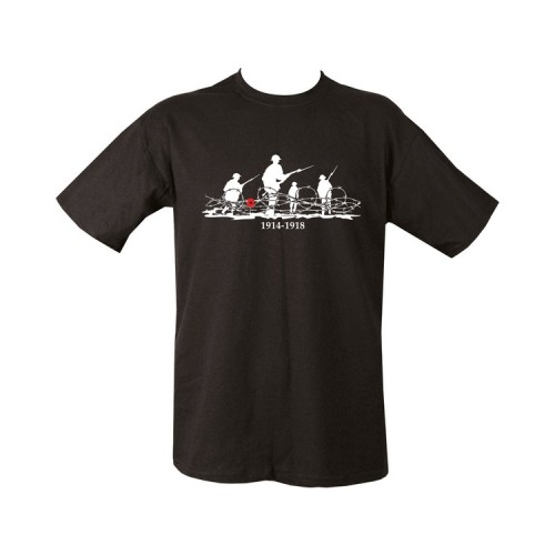 Cotton Tee Shirt WWI