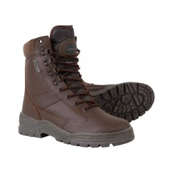Patrol Boot All Leather Brown