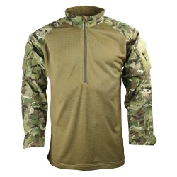 UBACS Tactical Fleece Top BTP