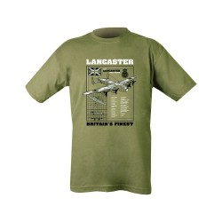 Cotton Tee Shirt Lancaster
