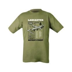 Cotton Tee Shirt Lancaster