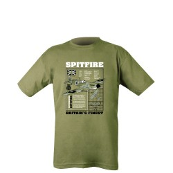 Cotton Tee Shirt Spitfire