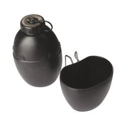58 Pattern Water Bottle With Mug