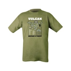 Cotton Tee Shirt Vulcan