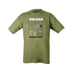 Cotton Tee Shirt Vulcan