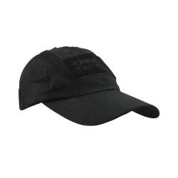 Operators Cap Black