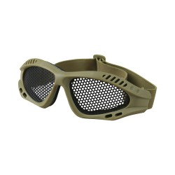 Special Ops Mesh Glasses Coyote