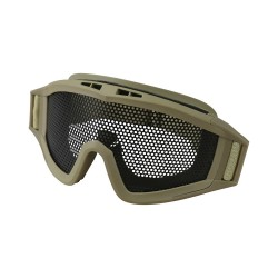 Special Ops Mesh Goggles Coyote