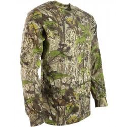 Hunting Long Sleeve Tee Shirt English Hedgerow