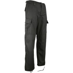 BDU Combat Trousers M65 Black