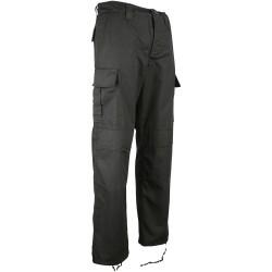 BDU Combat Trousers M65 Black