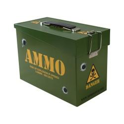 Metal Ammo Tin