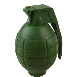 Toy Grenade With Light and Sound
