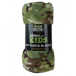Kids BTP Fleece Blanket