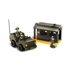 Sluban Military Bricks B6100 Outpost
