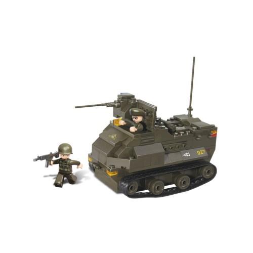 Sluban Military Bricks B0281 Armoured Vehicle