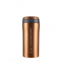 Lifeventure Thermal Mug Matt Copper