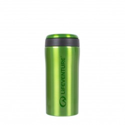 Lifeventure Thermal Mug Gloss Green