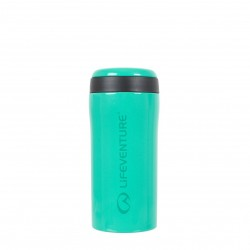 Lifeventure Thermal Mug Gloss Aqua