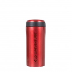 Lifeventure Thermal Mug Gloss Red