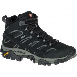 Merrell Moab Mid Gore-tex Boots Black