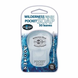 Sea to Summit Wilderness Wash Soap Leaves x50