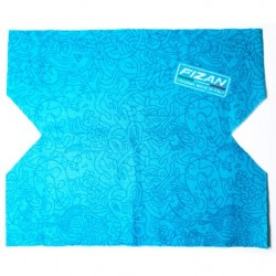 Fizan Antimicrobial Face Mask Turquoise