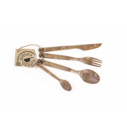 Kupilka Cutlery Set Brown