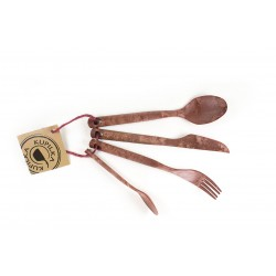 Kupilka Cutlery Set Cranberry