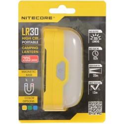 Nitecore LR30 Pocket Lantern Yellow
