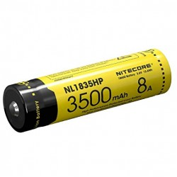 Nitecore NL1835HP 18650 Battery