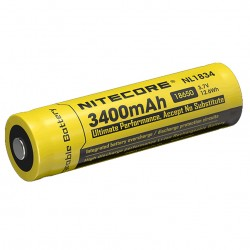 Nitecore NL1834 18650 Battery