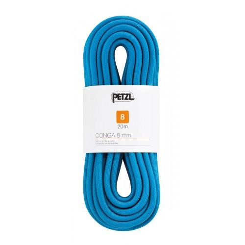 Petzl Conga 8mm Hiking Rope 20m