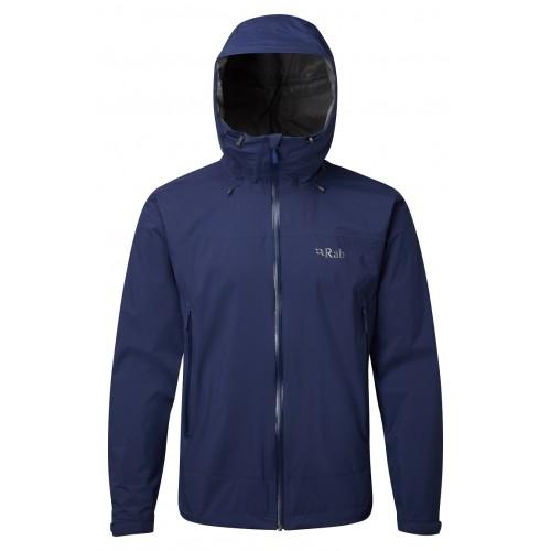 Rab Downpour Plus Jacket Blueprint