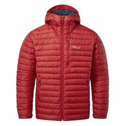 Rab Microlight Alpine Jacket Ascent Red