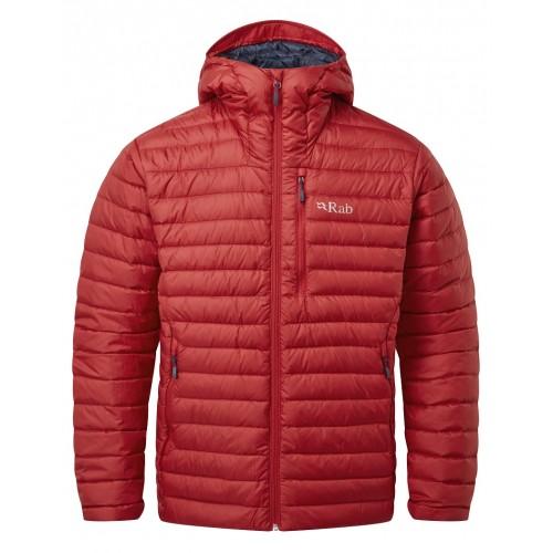 Rab Microlight Alpine Jacket Ascent Red