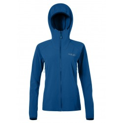 Rab Women's Borealis Jacket Ink