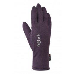 Rab Women's Powerstretch Contact Gloves Fig