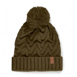 Rab Crosshatch Beanie Army Green