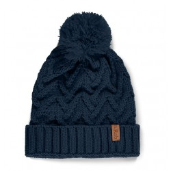 Rab Crosshatch Beanie Deep Ink